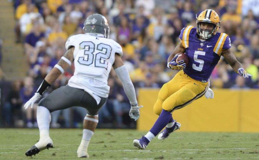 Derrius Guice is Better Than Leonard Fournette