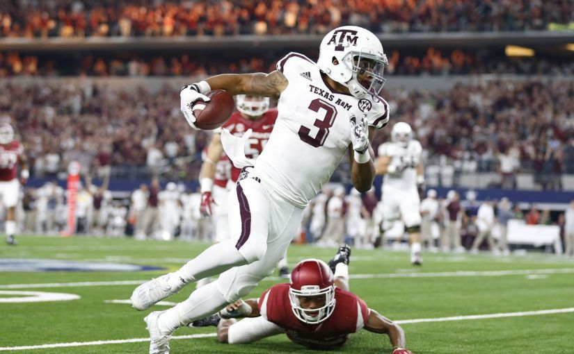 Why Can't A&M Get Christian Kirk the Ball? And Why a QB Change May Be Due.