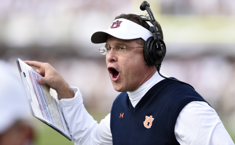 Know Thy Enemy: The Gus Malzahn Run Game